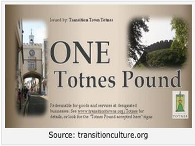 The Totnes Pound